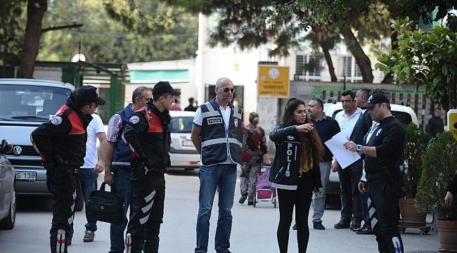 Okul önlerinde 18 bin kişi sorgulandı - Bursa Haberleri