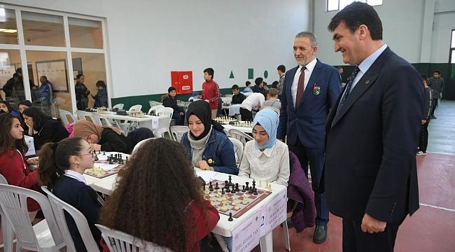 Okul Sporları Satranç Turnuvası başladı - Bursa Haberleri