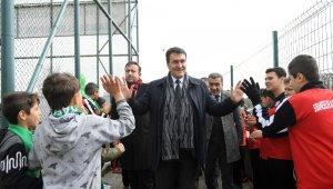Osmangazi sporun merkezi oldu - Bursa Haberleri