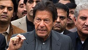 Pakistan Başbakanı İmran Han, Hindistan'a seslendi