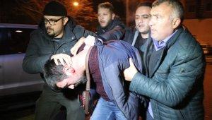 Polis ekiplerine yapılan silahlı saldırıda 1 kişi yakalandı