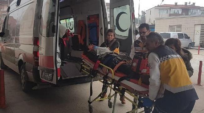 Pompalıyla eski kız arkadaşı ve 3 kişiyi yaraladı - Bursa Haberleri