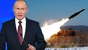 Rusya'dan ABD'ye Gözdağı! Savaş Durumunda Vuracakları 7 Bölgeyi Açıkladı!