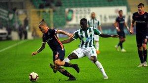 Samet Aybaba, Başakşehir maçında revizyona gidiyor - Bursa Haberleri