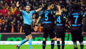 Spor Toto Süper Lig : Galatasaray: 2 - Trabzonspor: 1