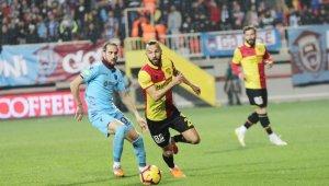Spor Toto Süper Lig Maç Sonucu: Göztepe: 1 - Trabzonspor: 3