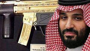 Suudi Veliaht Prens'e Pakistan Senatosu'ndan ilginç hediye