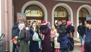 Tanzim satış değil bedava çorba kuyruğu - Bursa Haberleri
