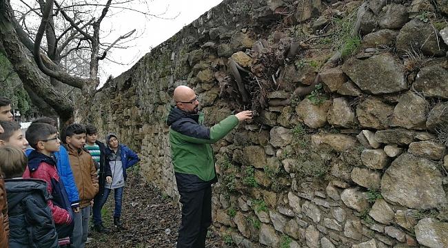 Tarihi su kemerlerini istilâ ettiler - Bursa Haberleri