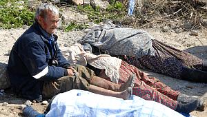 Tarım işçilerini taşıyan midibüs devrildi... Çok sayıda Ölü ve yaralılar var