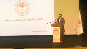 Tarım ve Orman Bakanı Bekir Paktemirli':'2020 yılında Türkiye tekrar et ihracatı yapacak'