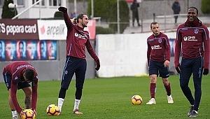 Trabzonspor'da sakatlık kabusu yaşanıyor