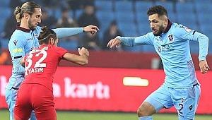 Trabzonspor, Ümraniyespor'a diş geçiremedi