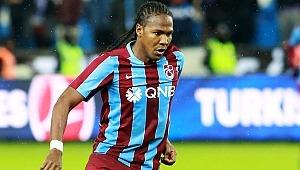 Trabzonsporlu Rodallega'dan taraftara net mesaj,