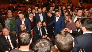 Türk-İş'ten Başkan Aktaş'a tam destek - Bursa Haberleri