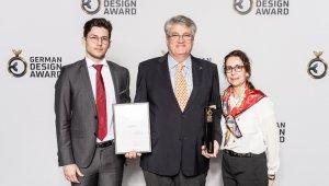 Türk Kartalı'na Almanya'dan en mükemmel uçak tasarımı ödülü - Bursa Haberleri