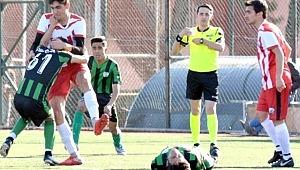 U19 Ligi'nde ortalık karıştı, Hakem maçı tatil etti