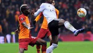 UEFA Avrupa Ligi'nde Maç Sonucu: Galatasaray: 1 - Benfica: 2