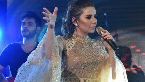 Uludağ'da festival finalini Merve Özbey yaptı - Bursa Haberleri