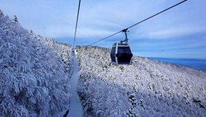 Uludağ'da kar kalınlığı 174 santimetreye çıktı - Bursa Haberleri