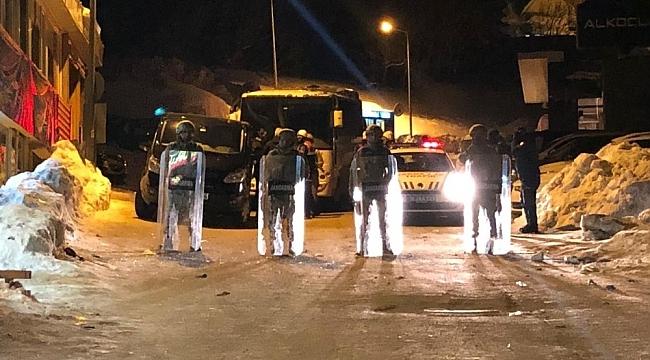 Uludağ'da meydan muharebesi: 15 gözaltı - Bursa Haberleri