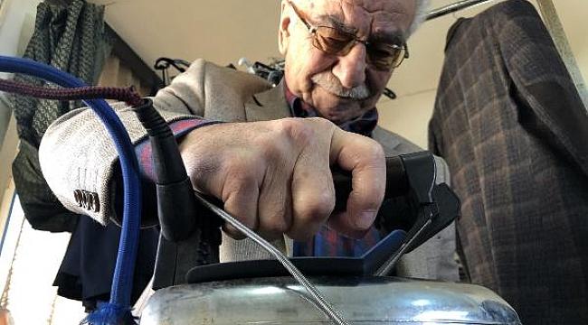 Unutulmaya başlanan mesleği 70 yaşındaki ustalarla yaşatıyor - Bursa Haberleri