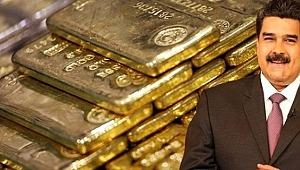 Venezuela'nın Altınlarını Göndereceği Ülke Belli Oldu!