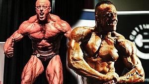 Vücut geliştirme sporcusunun acı sonu