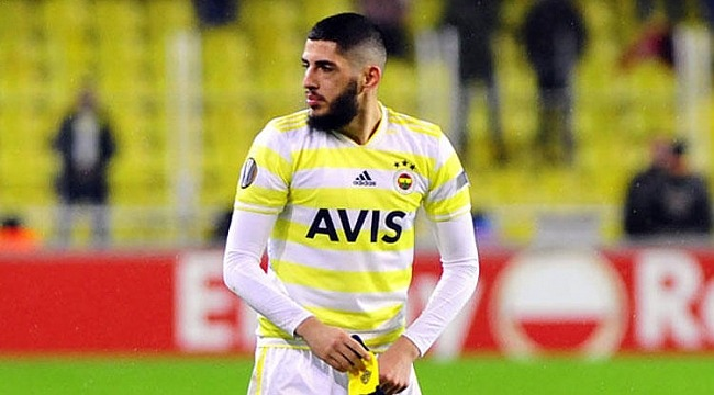 Yassine Benzia'dan flaş talep!