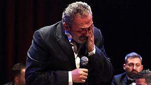 Yavuz Bingöl'ün gözyaşları