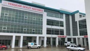 Yenişehir Devlet Hastanesi hasta kabulüne başladı - Bursa Haberleri