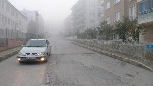 Yoğun sis Mudanya'yı etkisi altına aldı - Bursa Haberleri