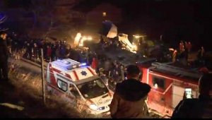 Yolcu otobüsü şarampole yuvarlandı: 13 ölü, çok sayıda yaralı var!