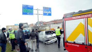 Zincirleme kazada 'tabelalar şaşırtıyor' iddiası