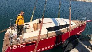 4 yılda tamamladığı teknesiyle dünya turuna çıkacak - Bursa Haberleri