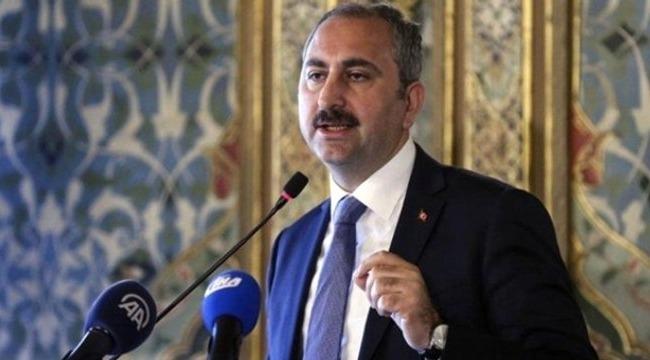 Adalet Bakanı Abdülhamit Gül'den IMF Açıklaması!