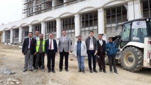 Adliye inşaatı devam ediyor - Bursa Haberleri
