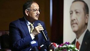 AK Parti Ankara Büyükşehir Belediye Başkan Adayı Mehmet Özhaseki FETÖ Sorusuna Böyle Cevap Verdi!