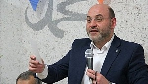 AK Parti Kütahya İl Başkanı Ali Çetinbaş'tan Tehdit Gibi Açıklama: Sokaklarda Gezme Şansları Olmayacak