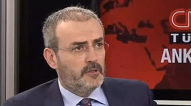 AK Partili Mahir Ünal'dan 'Mansur Yavaş' açıklaması