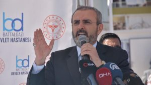 """AK Partili Ünal: """"Bir avuç vesayet elitini darmaduman ettik"""""""