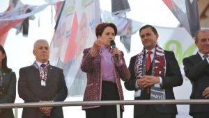 Akşener, Yenişehir'de - Bursa Haberleri