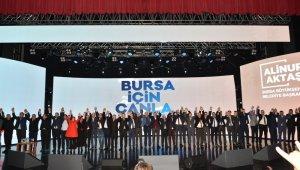 Aktaş'ın gelecek vizyonuna tam not - Bursa Haberleri