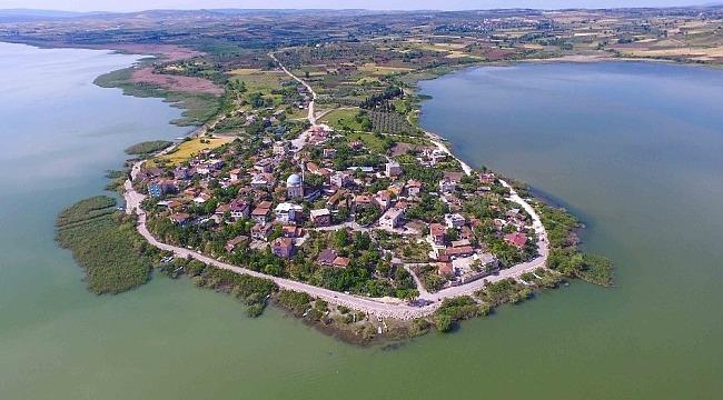 Avrupa Leylek Köyü Eskikarağaç turist akınına uğruyor - Bursa Haberleri