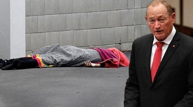 Avustralyalı senatörden skandal açıklama...