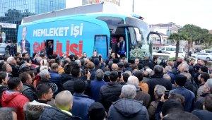 Bakan Soylu Özkan için destek istedi - Bursa Haberleri