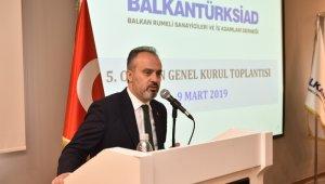 """Başkan Aktaş, """"Bursa daha güzel yarınlara ulaşacak"""" - Bursa Haberleri"""