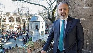 Başkan Aktaş Bursa sevdasını mısralara döktü - Bursa Haberleri