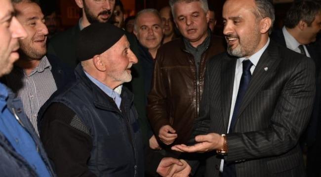 Başkan Aktaş'tan birlik ve beraberlik mesajları - Bursa Haberleri