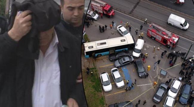 Beyazıt'taki kazaya neden olan şoför serbest bırakıldı